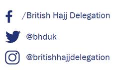 British Hajj Delegation -